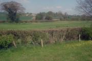 Farmland south of Croase Farm