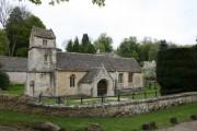 Bagendon Church