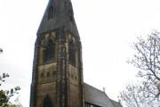 St Matthews Parish Church, Edgeley
