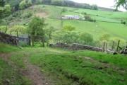 Across Mill Clough