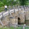 Tilford West Bridge