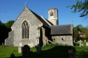 All Saints Church, Stuston