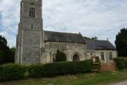 St Margaret's Church, Thrandeston