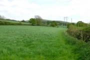 Countryside near Redhills Farm