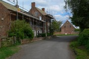 Building work in Osbaston, Leicestershire
