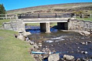Bollihope Bridge