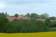 Farmland near Kingslow, Shropshire