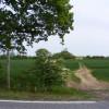Footpath to Illkeshall Hall