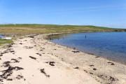 Beach at Toft
