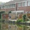 Intrepid canal fisherman