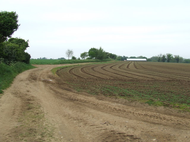 Curved Plough Lines