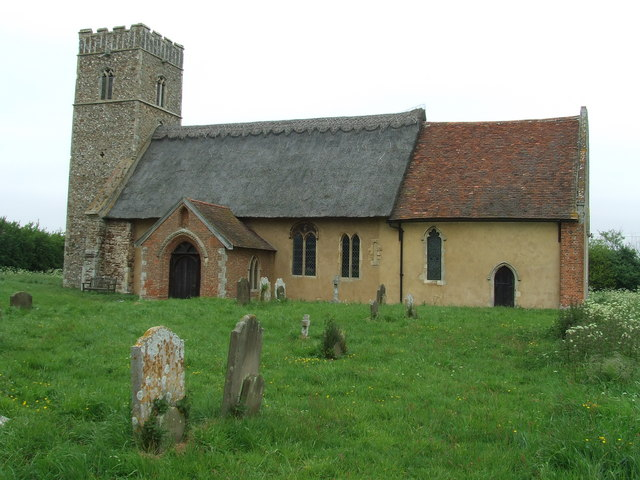 St John the Baptist Butley