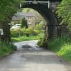 Railway bridge at Wingfield Park