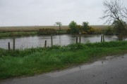 Pond at Border