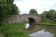 Bridge 110, Grand Union Canal