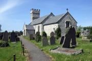 St Mary's church, Pennard