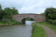 Bridge 109, Grand Union Canal