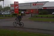 Honda dealership, near Carlisle