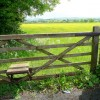 Stile or gate?