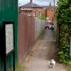 Canalside alleyway
