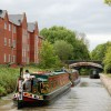 Hotel narrowboats, Grand Union Canal, Leamington (2)