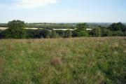 Farmlane near Woodlands Farm