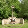 War memorial Hardwick Village