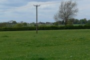 Farmland near Deeping Lane