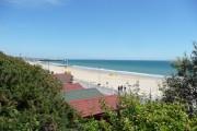 Bournemouth : Sandy Beach & Beach Huts