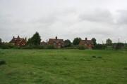 Houses on South Bank
