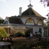 The Observatory Cafe in Greenwich Park