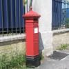 Delightful postbox in Spring Garden Lane