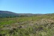 Lower slopes of Leathad na Stioma