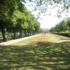 Flowerbeds in Walpole Park