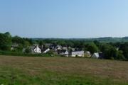 Halberton : Village Scenery