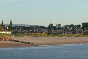 Nairn from the pier