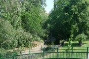 Lewisham: Ravensbourne River through Ladywell Fields