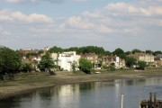 Strand on the Green, on the River Thames at Chiswick