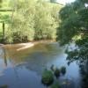Afon Banwy from Banwy bridge