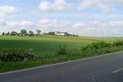 Farmland by Westerhill Road