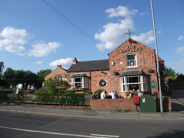 The Hayloft, Nottingham Road, Giltbrook