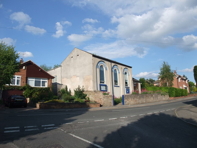 Newthorpe Baptist Church