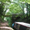 Bridge No 135 on the Grand Union Canal at Tring Station