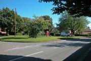 Backford village