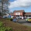 Tesco Supermarket on London Road, Tring