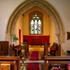 Interior of St Giles' Church
