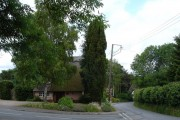 Church Hill, Burstall