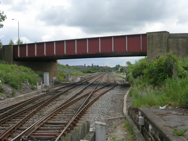 Bridge SMJ 2/52 - Moorthorpe Station