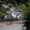 Dittisham from Greenway