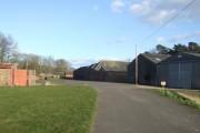 Monorgan Farm Buildings